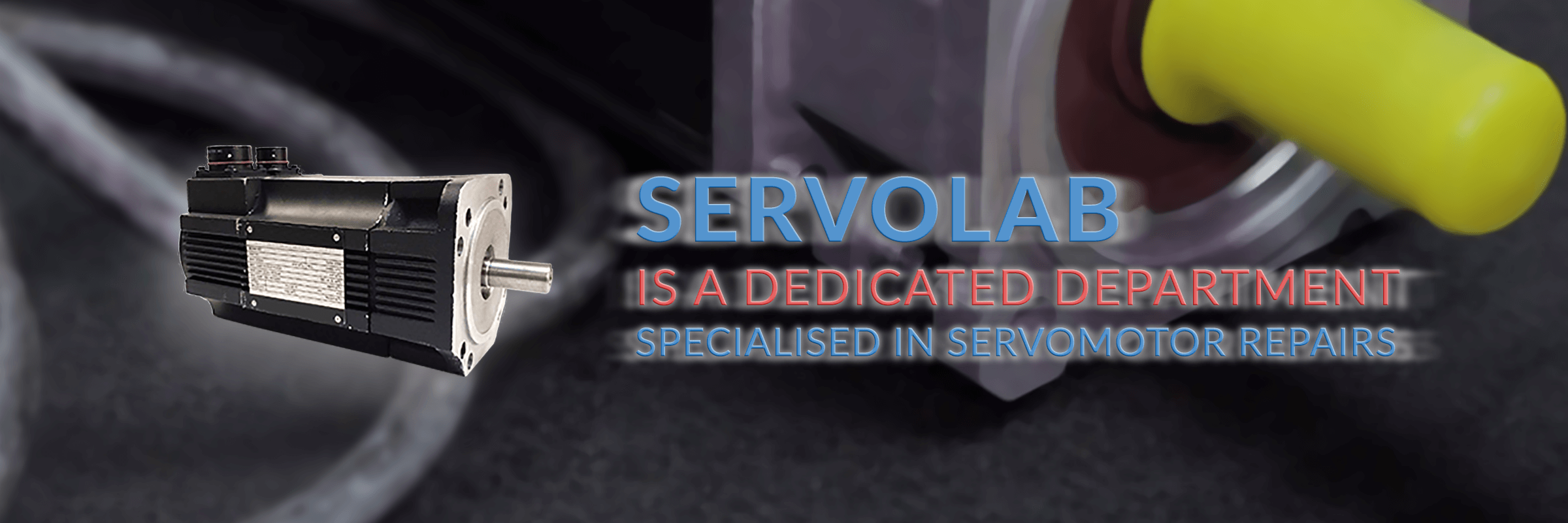 Servolab is a dedicated department specialised in servo motors